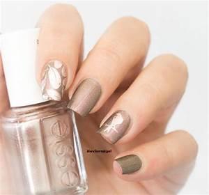 Herbst Nägel 2018 : sunday herbst nails blogparade reviern gel nagellack nagelkunstanleitung haare und n gel ~ A.2002-acura-tl-radio.info Haus und Dekorationen