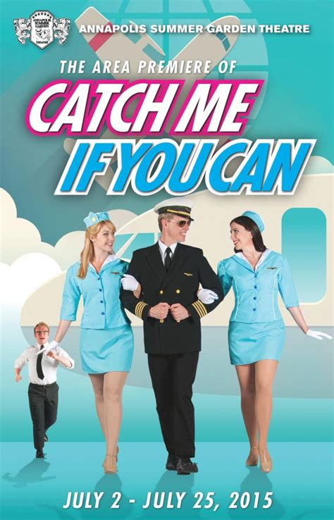 Review Catch Me If You Can At Annapolis Summer Garden