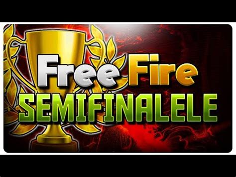 As you know, there are a lot of robots trying to use our generator, so to make sure that our free generator will only be used for players, you need to complete a quick task, register your number, or download a mobile app. TURNEUL NATIONAL | Free Fire | SEMIFINALELE [LIVE#200 ...