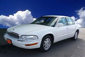 Gamblin Motors  2004 Buick Park Aveneu White