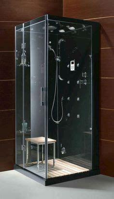 enclosed shower steamer  pinterest steam showers