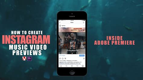 Quickest Way! How To Make Instagram Music Video Previews(5 ...