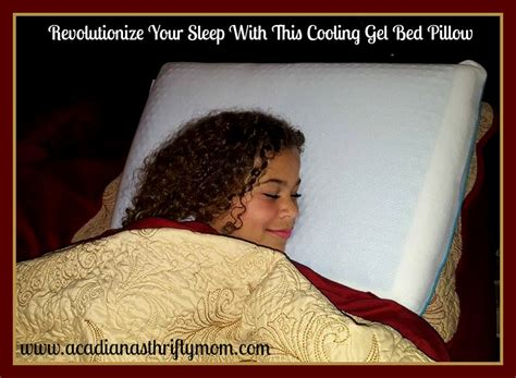 bed fans for night sweats revolutionize your sleep with this gel bed pillow