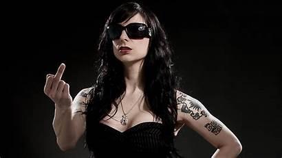 Sin Sister Tattoo Fist Sunglasses Wallpapers Finger