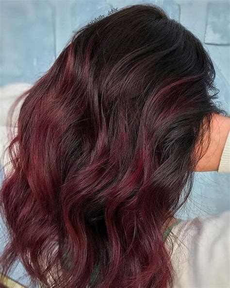 And Burgundy Hairstyles by 35 Shades Of Burgundy Hair To Rock Fall Of 2018