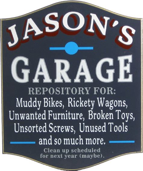 gifts for garage cave 35 awesome cave signs all gifts considered