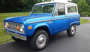 This 1970 Ford Bronco Could Be Yours at 'No Reserve' - Ford-Trucks.com
