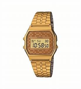 Montre Vintage Casio : montre casio vintage a159wgea 9aef casio en gold galeries lafayette ~ Maxctalentgroup.com Avis de Voitures