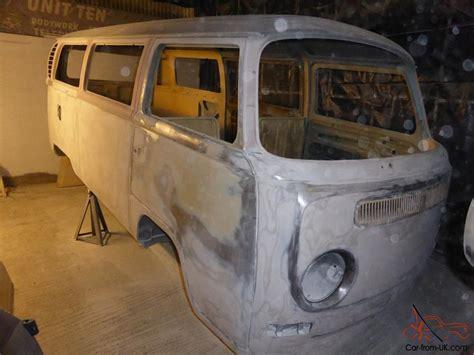 vw 1969 early bay window cer rhd restoration
