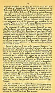 discours d39adolf hitler le 11 decembre 1941 page 28 With 28 documents 9 11