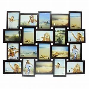 Bilderrahmen Für Collage : der geniale xxxl collage bilderrahmen f r 20 fotos ~ Watch28wear.com Haus und Dekorationen