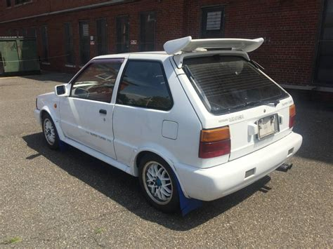 Nissan March Super Turbo Hotness!