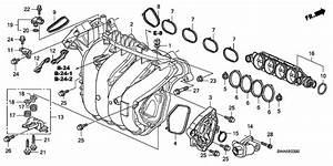 Intake Manifold For 2009 Honda Cr