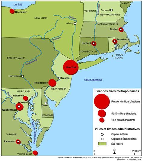 Carte Usa Villes Philadelphie by Quand L 233 Ducation Fait March 233 S 233 Gr 233 Gation
