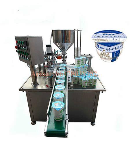 ice cream filling machine  sale ice cream cup cone filling machine ice cream filling