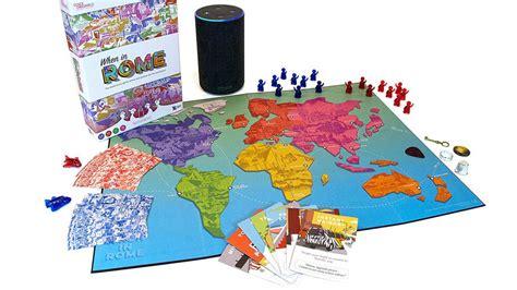travel board game alexa amazon