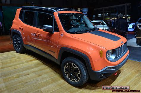 jeep renegade trailhawk orange omaha orange jeep renegade jeep renegade forum