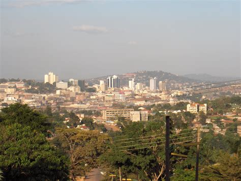 List Of Cities And Towns In Uganda