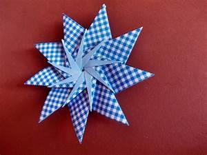 Origami Stern 5 Zacken : origami fleurogami und sterne juli 2013 ~ Watch28wear.com Haus und Dekorationen