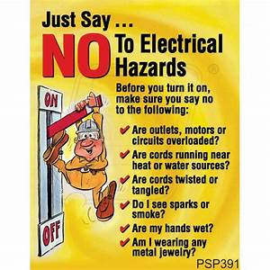 no to electrical hazards in ahmedabad gujarat protector With electrical safety posters