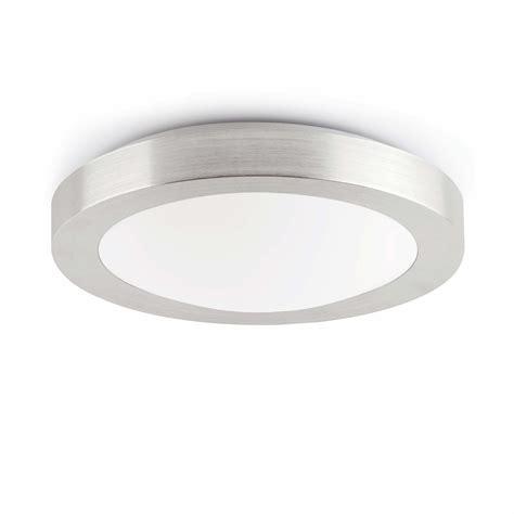 logos  lampe plafond gris faro