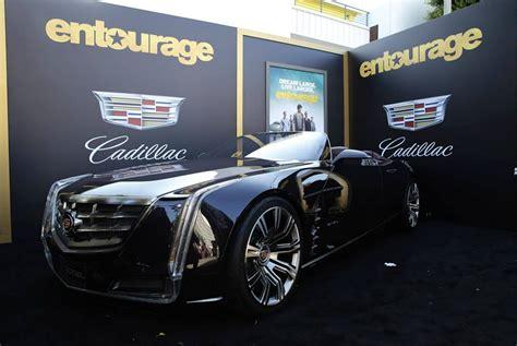 Entourage Cadillac by Gallery Cadillac Ciel At Entourage Premiere