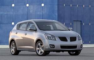 2009 Pontiac Vibe News And Information