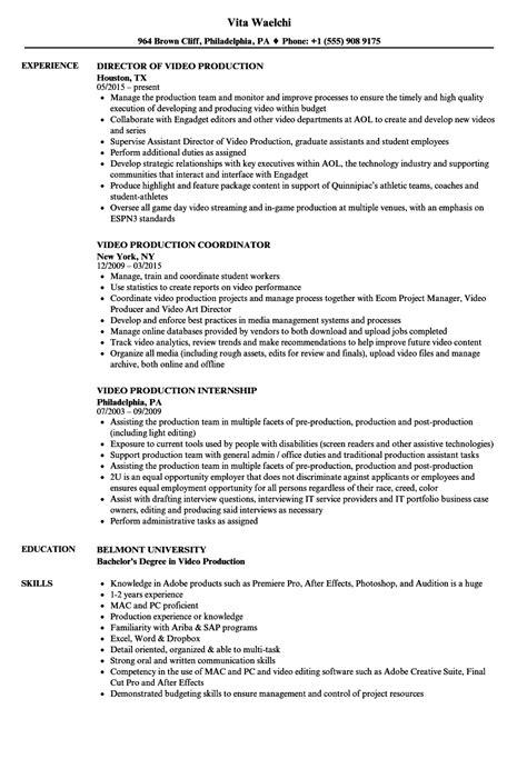 production resume resume template ideas