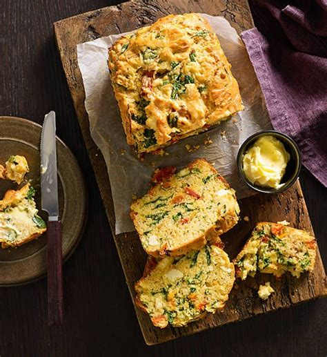 better homes and gardens bread recipies feta and vegetable loaf recipe better homes and gardens yahoo 7 loaf recipes