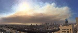 Los Angeles covered in smoke and ash as 20,000 acre Sand ...