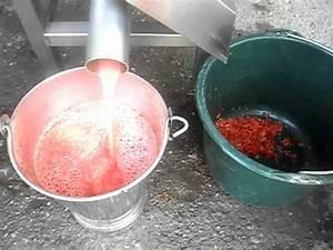 Pferdemist Für Tomaten : passiermaschine f r tomaten und obst youtube ~ Watch28wear.com Haus und Dekorationen