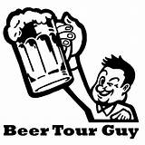 Beer Guy Tour Drawing Draft Episode Podcast Brewers Brewing Pint Beginning River Dope Sherwood Woodward Avenue Company Getdrawings Better Rogue sketch template