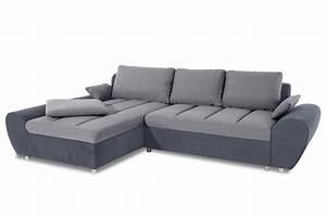 Ecksofa Grau Mit Schlaffunktion : sit more ecksofa bandos xl mit schlaffunktion grau sofas zum halben preis ~ Whattoseeinmadrid.com Haus und Dekorationen