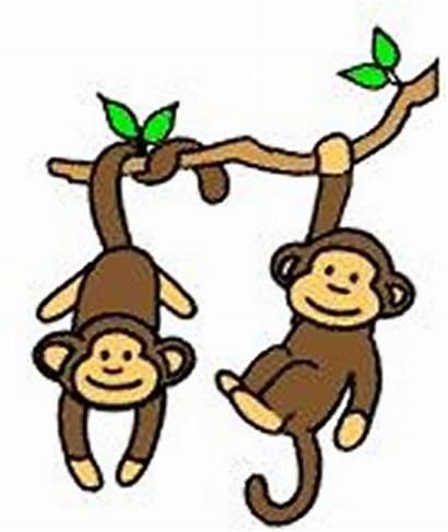 Monkey Hanging Template Clipart Clipartpanda Hang Cartoon