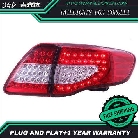 2010 toyota corolla tail light cover compare prices on toyota corolla tail light assembly