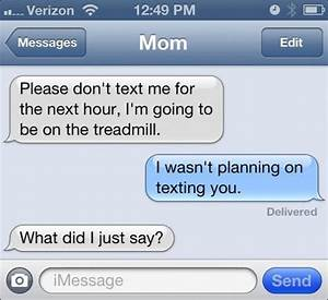 The 27 Funniest Text Messages Between Parents And Their ...