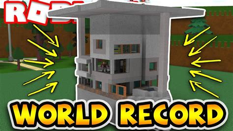 Build A Boat by World Record 6 Stories Roblox Build A Boat For