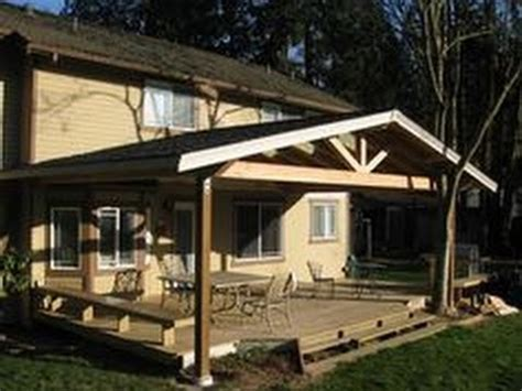 covered deck designs pictures youtube