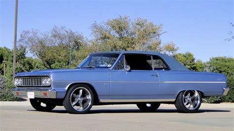 1964 Chevrolet Chevelle Malibu Convertible 180861