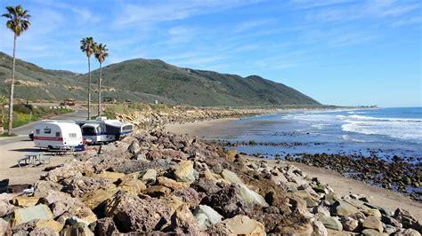 Hobson Beach, Ventura, CA - California Beaches