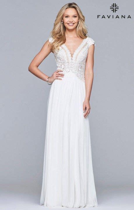 Pin by Avery Lynn on hoco/prom/dresses | Faviana dresses ...
