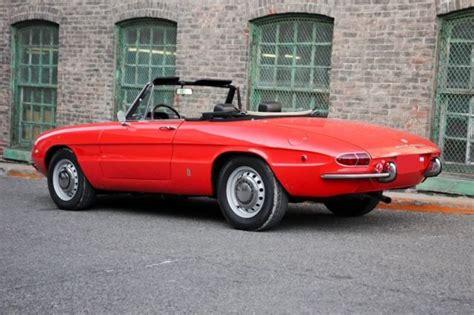 Alfa Romeo Duetto For Sale by Alfa Romeo Other 1969 For Sale 1969 Alfa Romeo Duetto