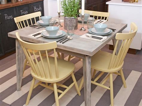 kitchen dining table ideas painting kitchen tables pictures ideas tips from hgtv