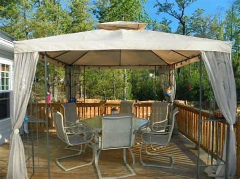 gazebo portatile portable gazebo for deck pergola gazebo ideas