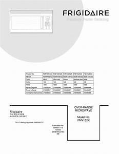 Frigidaire Microwave Wiring Diagram