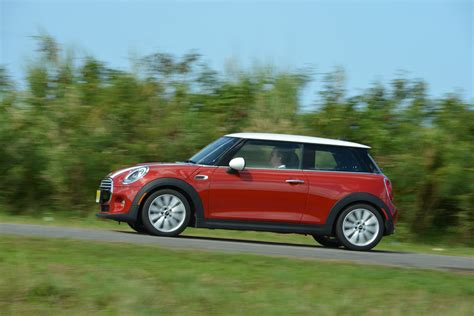 mini cooper  red pictures auto express