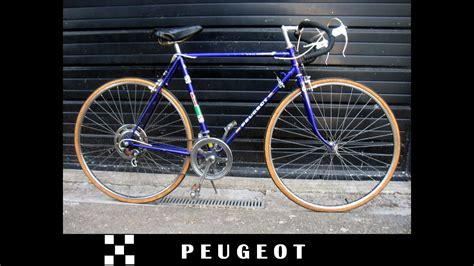 Peugeot Road Bike by Vintage 1975 21 Inch Gumball Purple Peugeot Road Bike 10