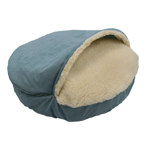 pet bed snoozer luxury cozy cave bed 28 colors fabrics 3 sizes