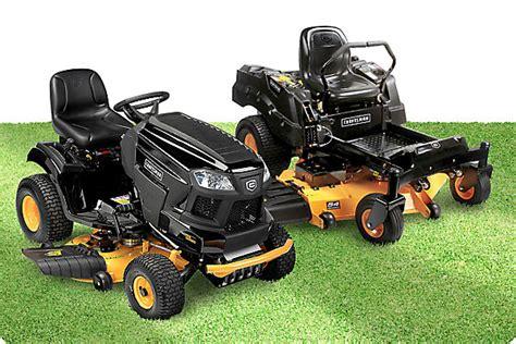 craftsman garden tractor lawn mowers lawn tractors sears