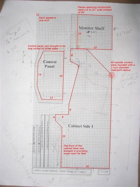 mame cabinet plans plans for mame cabinet pdf plans plan for bathroom cabinet